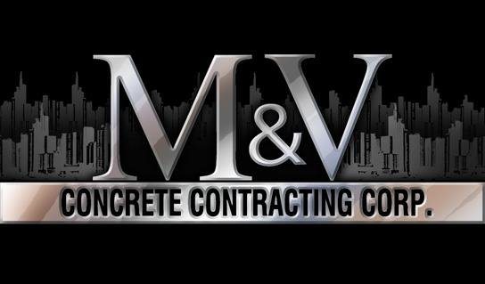 M & V Concrete Contracting Corp cover