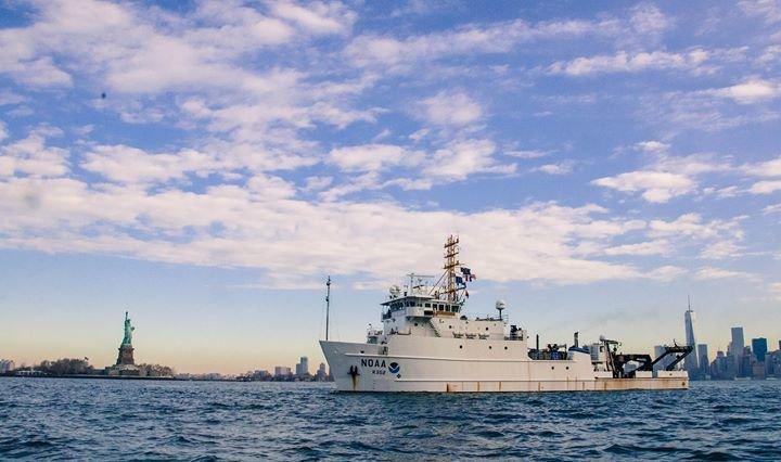 NOAA Ship Nancy Foster cover
