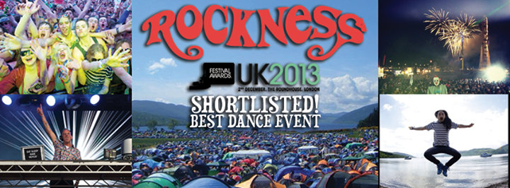 RockNess cover