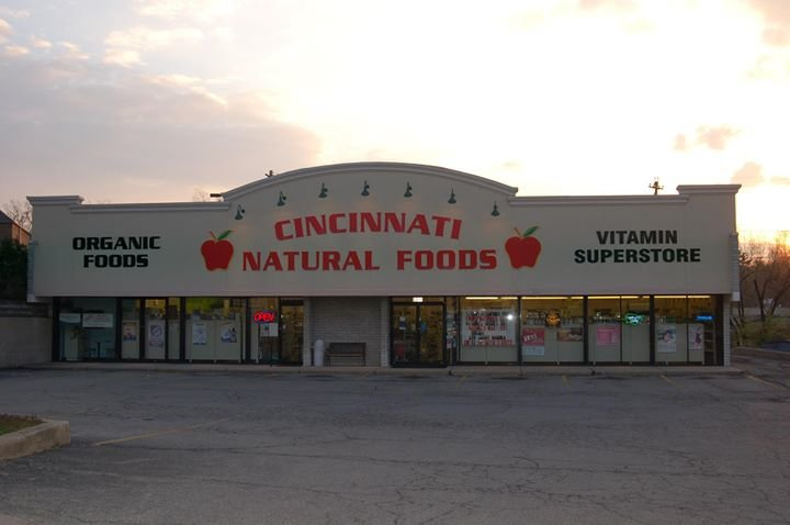 Cincinnati Natural Foods cover