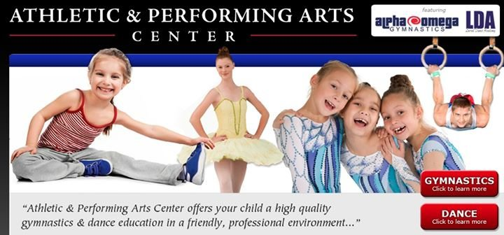 Athletic and Performing Arts Center cover