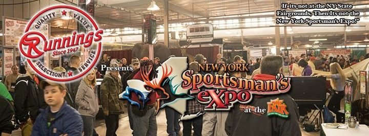 New York Sportsman's Expo cover
