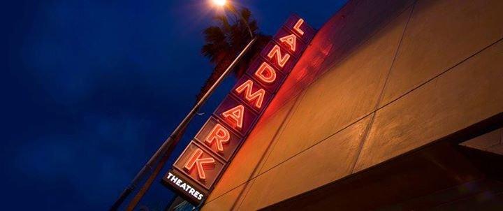 Landmark Theatres cover