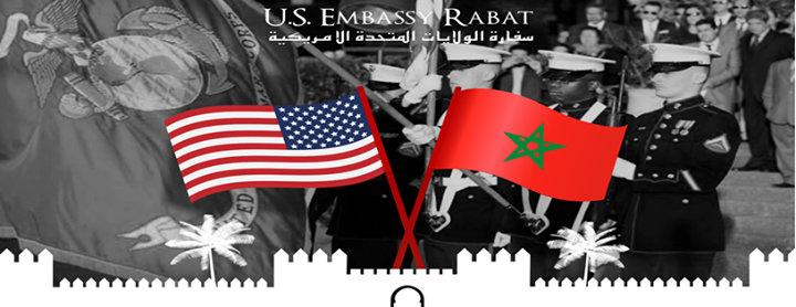 US Embassy Rabat cover
