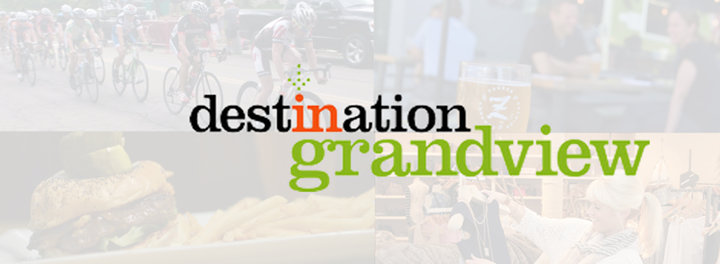 Destination Grandview cover