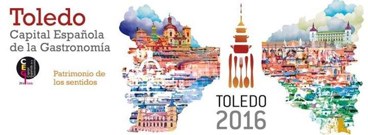 Toledo Gastronomía cover