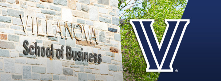 Villanova School of Business cover
