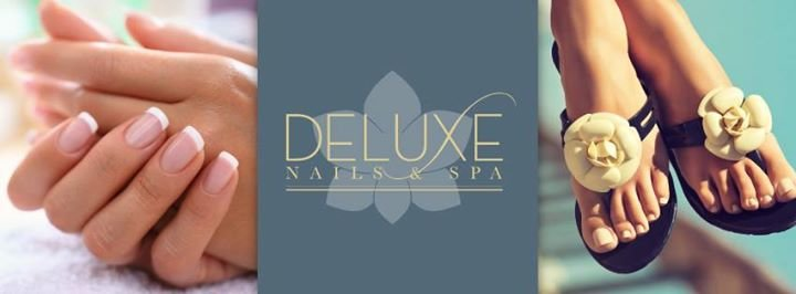 Deluxe Nail Salon and Spa cover