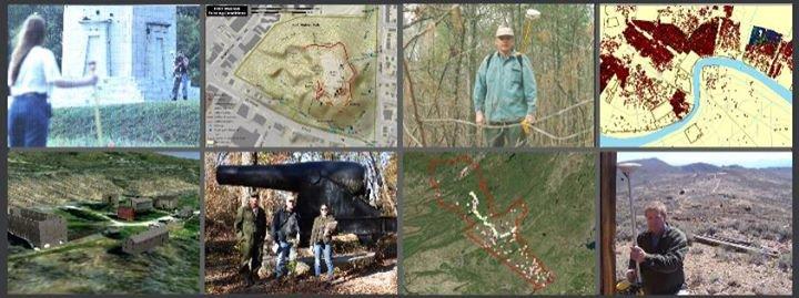 Cultural Resources GIS Program, NPS cover
