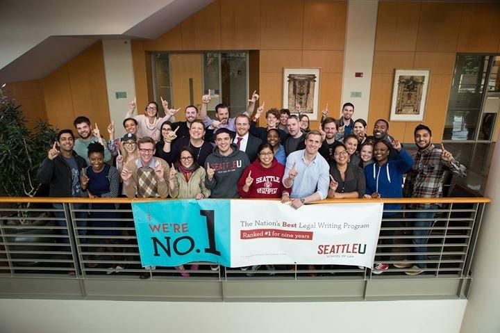 Seattle University School of Law cover