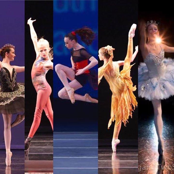Imagine Ballet Theatre cover