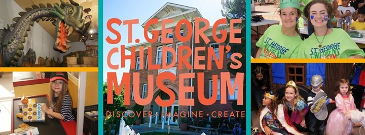 St George Children's Museum cover