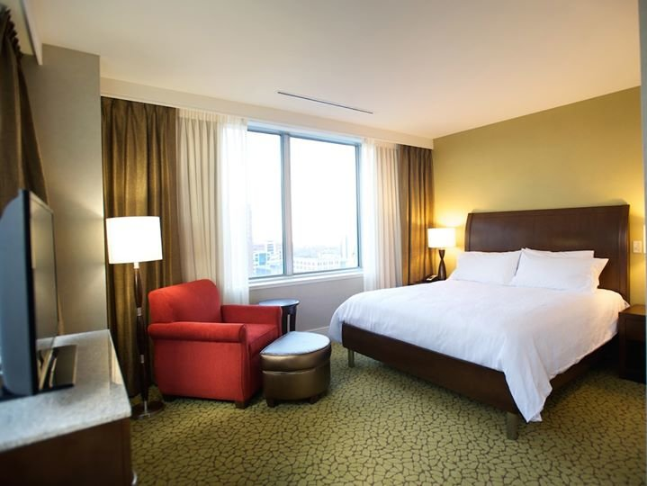 Hilton Garden Inn Buffalo Downtown cover