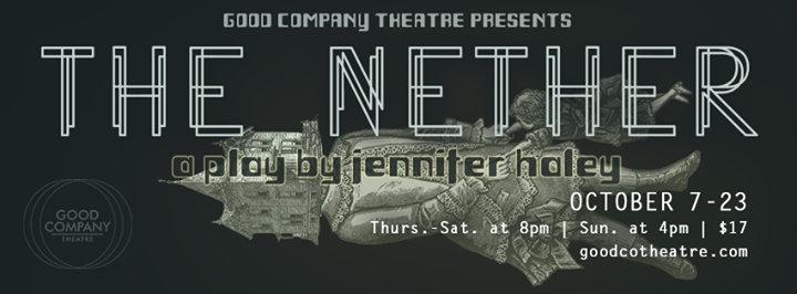Good Company Theatre cover