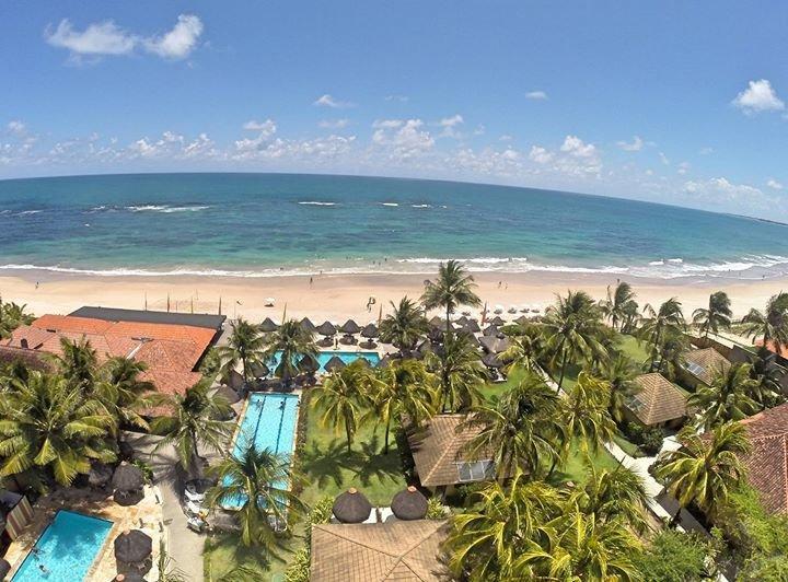 Hotel Pontal de Ocapora cover