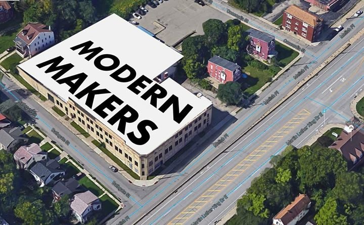 Modern Makers cover