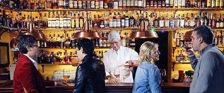 Newberry Bros. Coffee & Prohibition Bourbon Bar cover