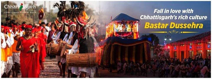Chhattisgarh Tourism cover