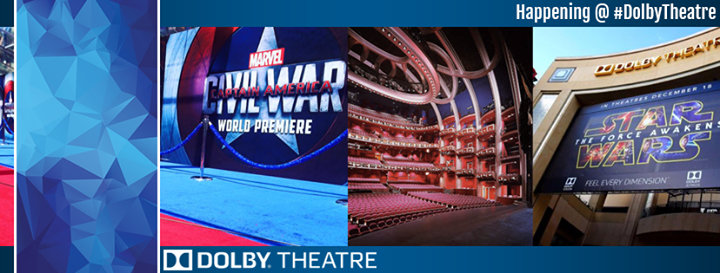 Dolby Theatre cover