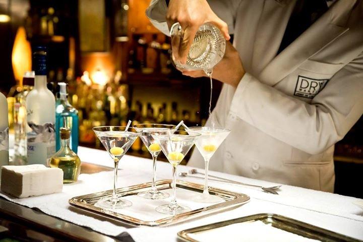DRY Martini by Javier de las Muelas cover