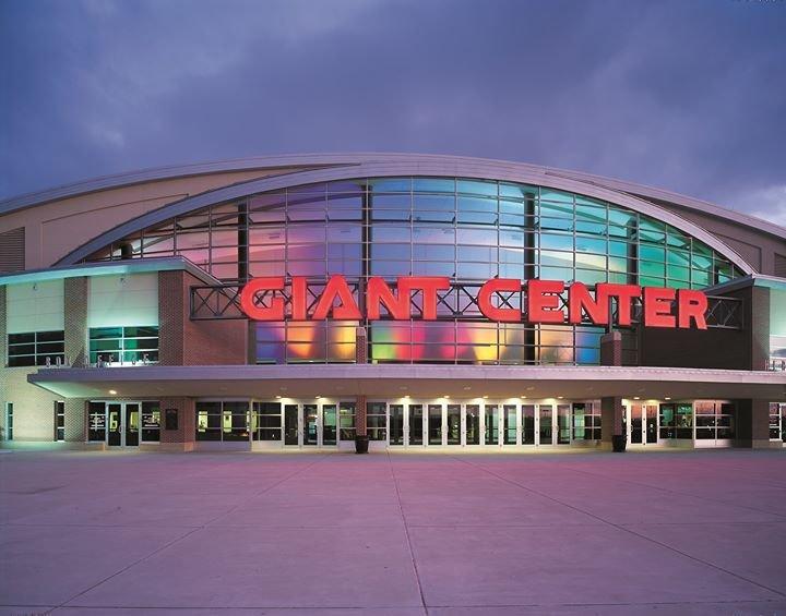 Giant Center cover