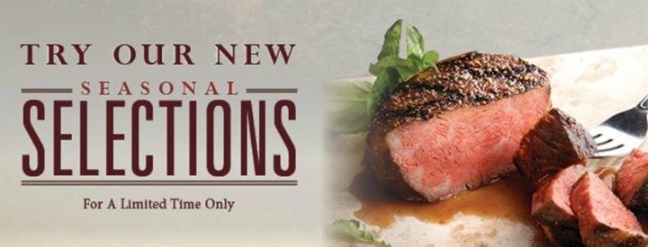 Morton's The Steakhouse cover