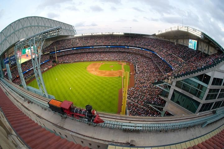 Minute Maid Park cover