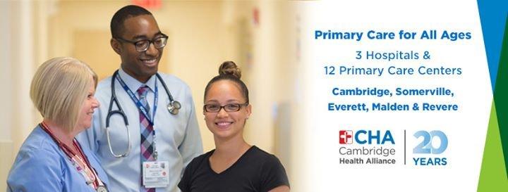 Cambridge Health Alliance cover