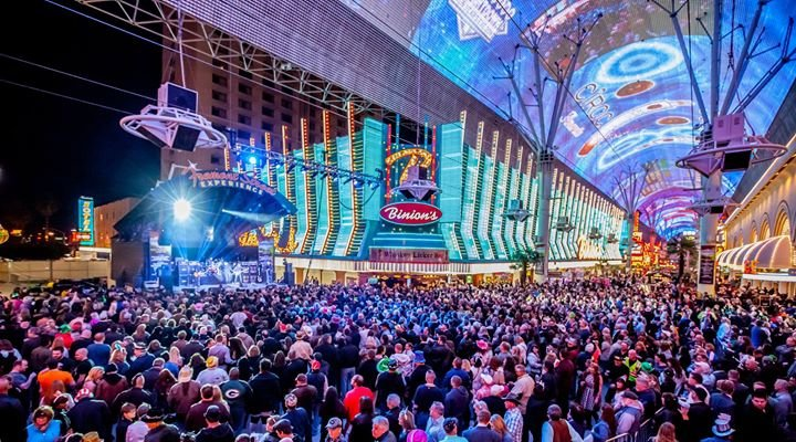 Fremont Street Experience cover