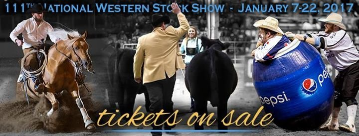 National Western Stock Show cover