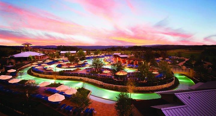 JW Marriott San Antonio Hill Country Resort & Spa cover