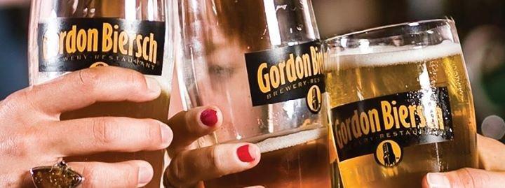 Gordon Biersch Brewery Restaurant cover