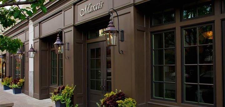 Marais Market & Cafe cover