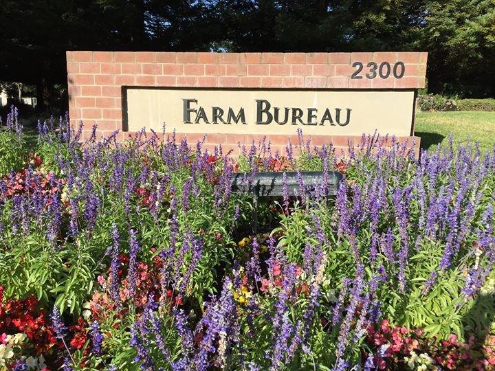 California Farm Bureau Federation cover