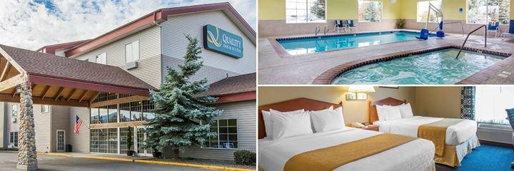 Quality Inn Liberty Lake cover