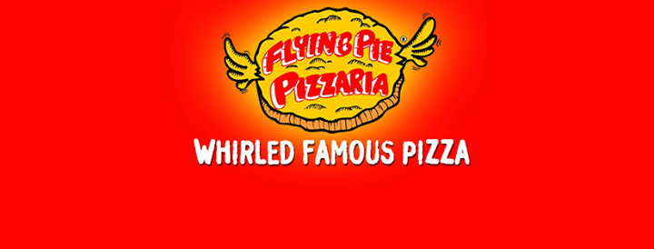 Flying Pie Pizzaria cover
