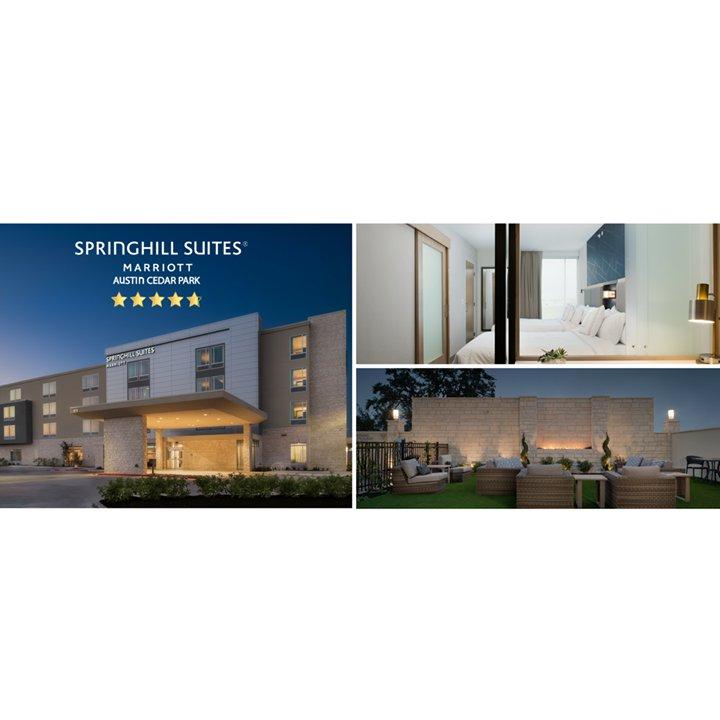 SpringHill Suites by Marriott Austin Cedar Park cover
