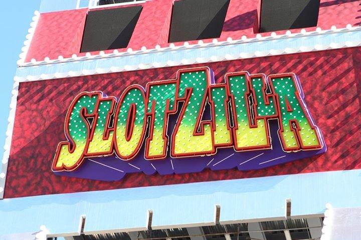 Slotzilla Zip Line Las Vegas cover