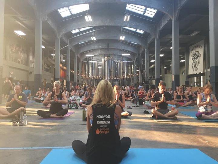 Modo Yoga Greater Cincinnati cover