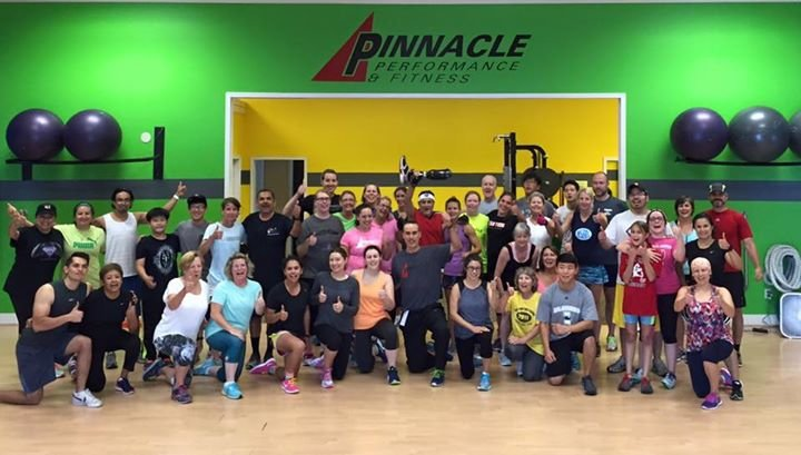 Pinnacle Performance & Fitness cover