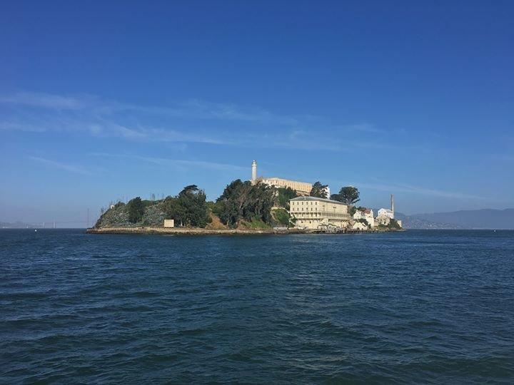 Alcatraz Island cover