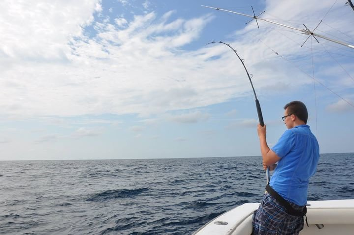Parlama Sportfishing cover