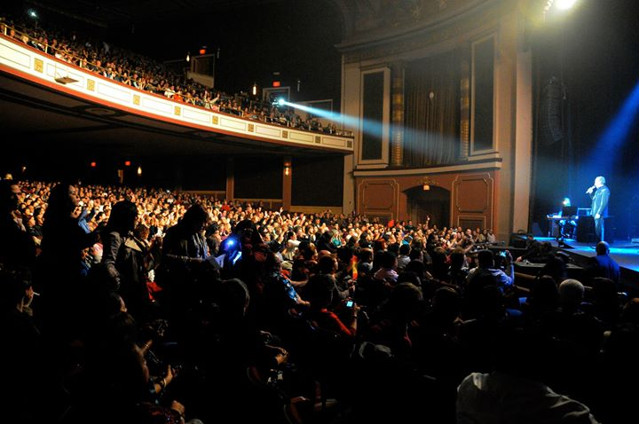 Ritz Theatre and Performing Arts Center, NJ cover