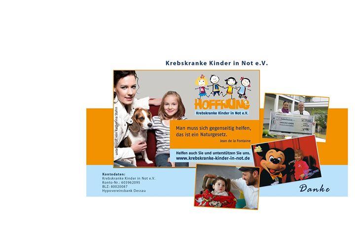 Krebskranke Kinder in Not e.V. cover
