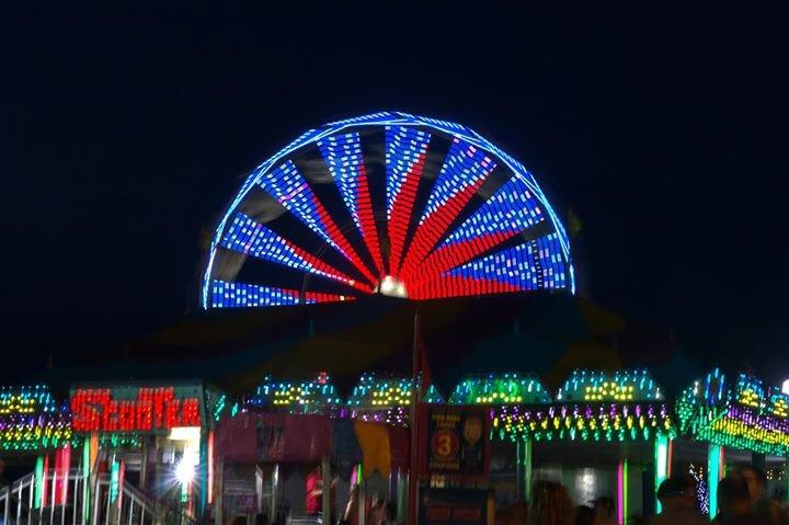 Dubuque County Fair cover