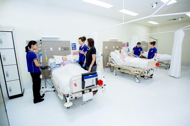 UQ School of Nursing, Midwifery and Social Work cover