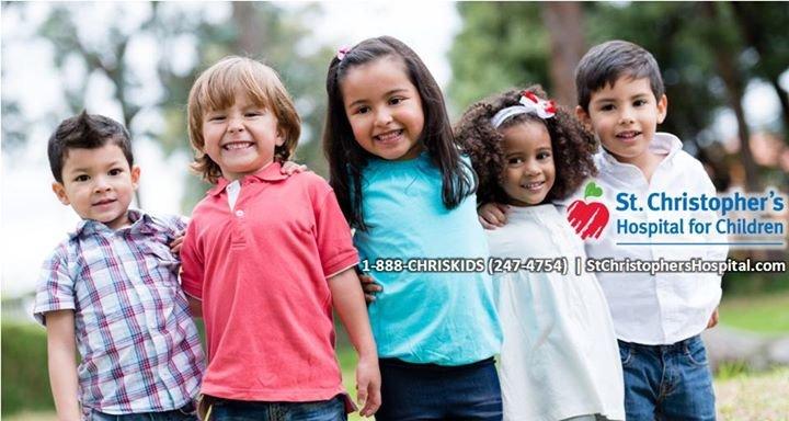St. Christopher's Hospital for Children cover