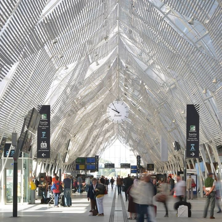 Gare de Montpellier Saint-Roch cover