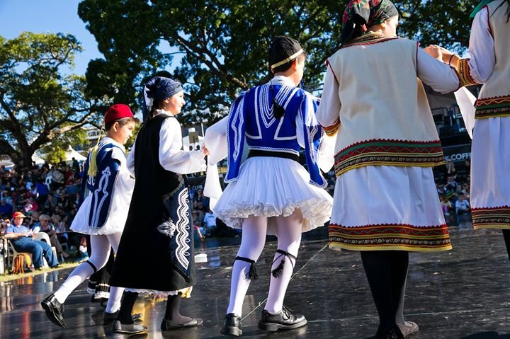 Paniyiri Greek Festival cover