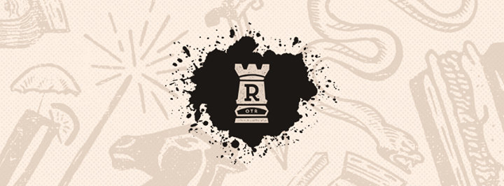 The Rook OTR cover